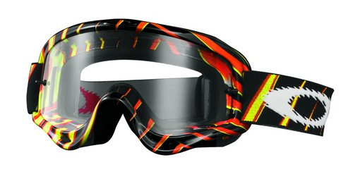 oakley o frame razor edge orange yellow