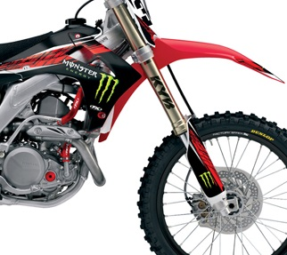 Honda Monster Energy Graphics Kits
